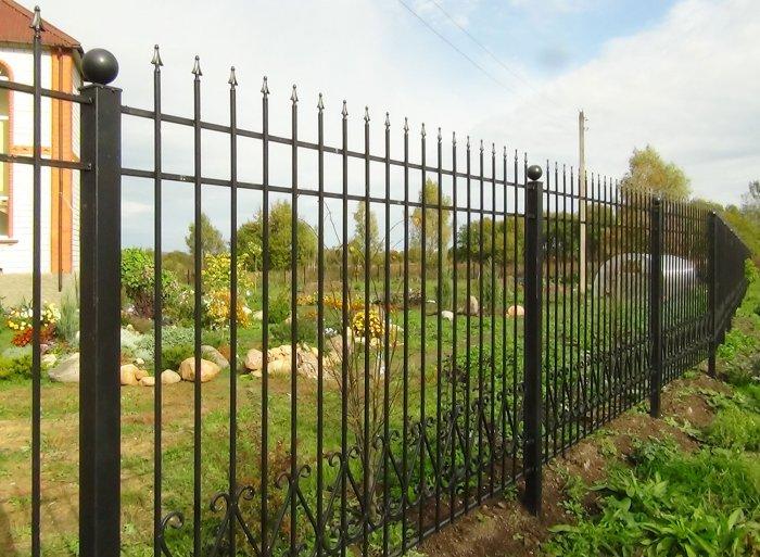 Сварной забор Магнитогорск