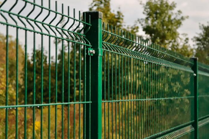 3Д забор Магнитогорск