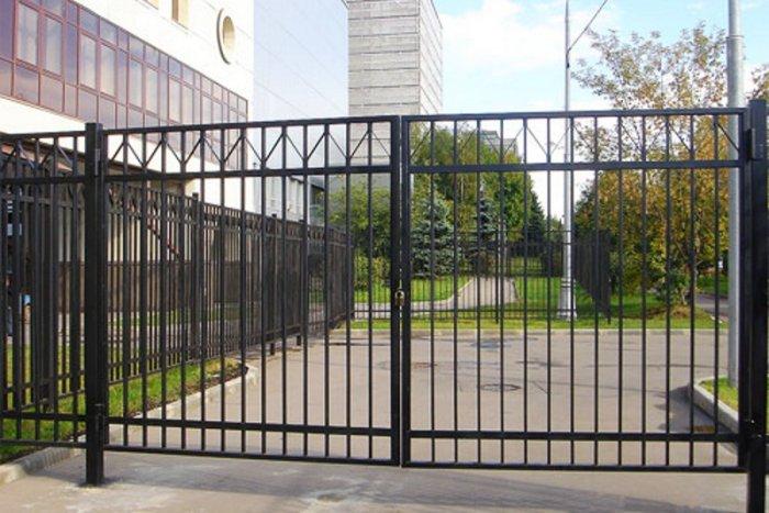 Распашные ворота Магнитогорск